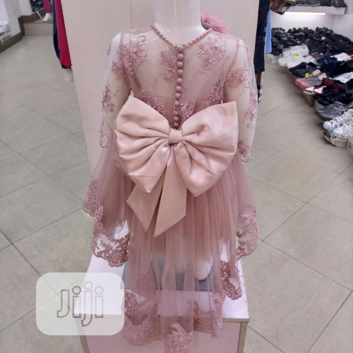 High Quality Children Ball Gown.100% Quality Assured.   Children's Clothing for sale in Lagos Island (Eko), Lagos State, Nigeria