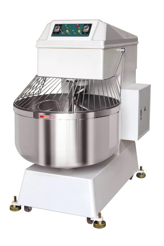 100kg/Hs-260/2 Bags Spiral/Dough Mixer