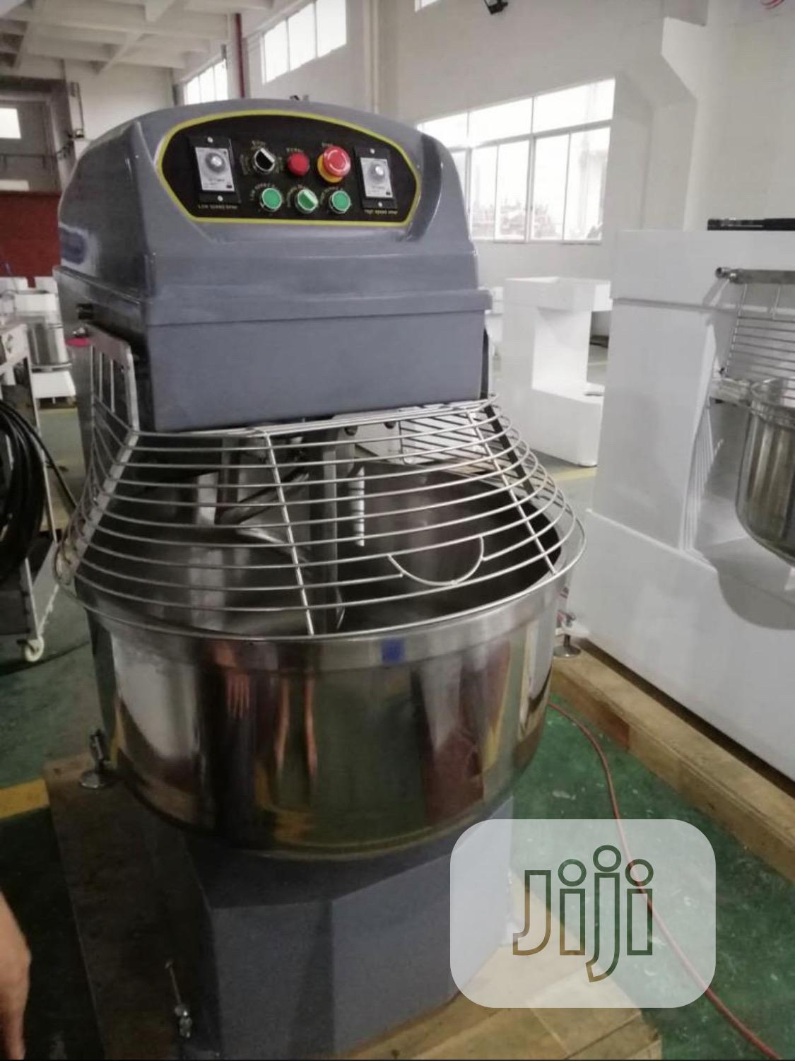 100kg/Hs-260/2 Bags Spiral/Dough Mixer | Restaurant & Catering Equipment for sale in Ojo, Lagos State, Nigeria