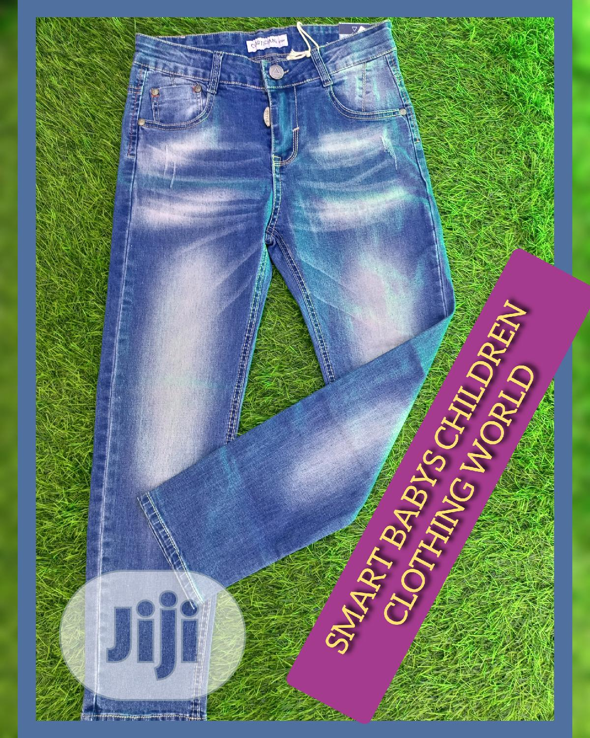 High Quality Stock Jeans for Kids