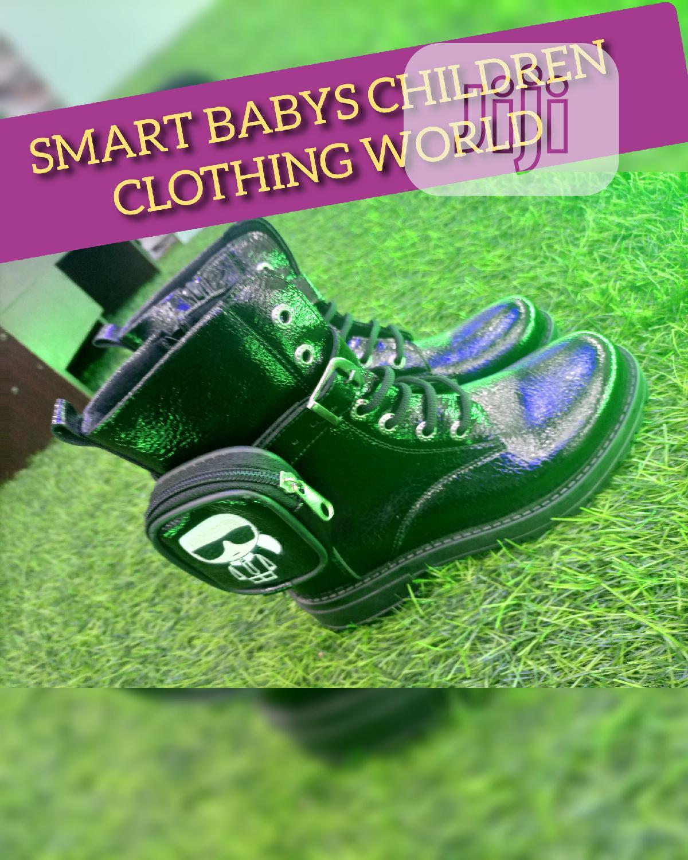 High Quality Children Boot.100% Quality Assured