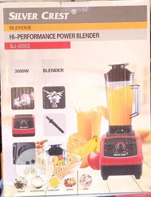 Silver Crest Multifunctional Commercial Blender 3000W   Kitchen Appliances for sale in Lagos State, Ifako-Ijaiye