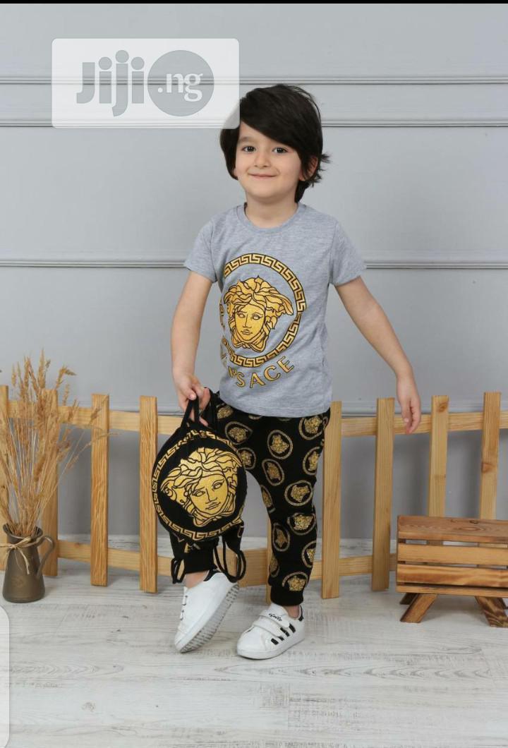 Turkey Brand New 3 in 1 Designer Clothing | Children's Clothing for sale in Oshodi, Lagos State, Nigeria