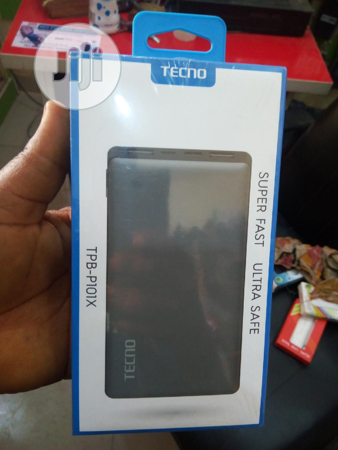 Tecno Power Bank 10000 Mah