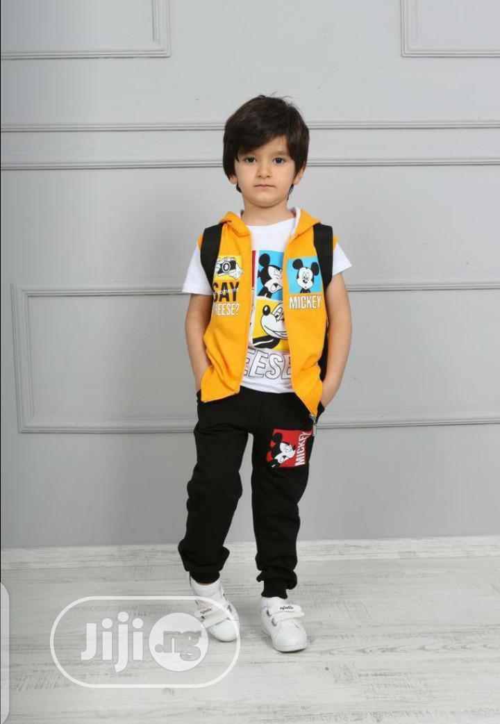 3 in 1 Turkey Designer Clothing | Children's Clothing for sale in Oshodi, Lagos State, Nigeria