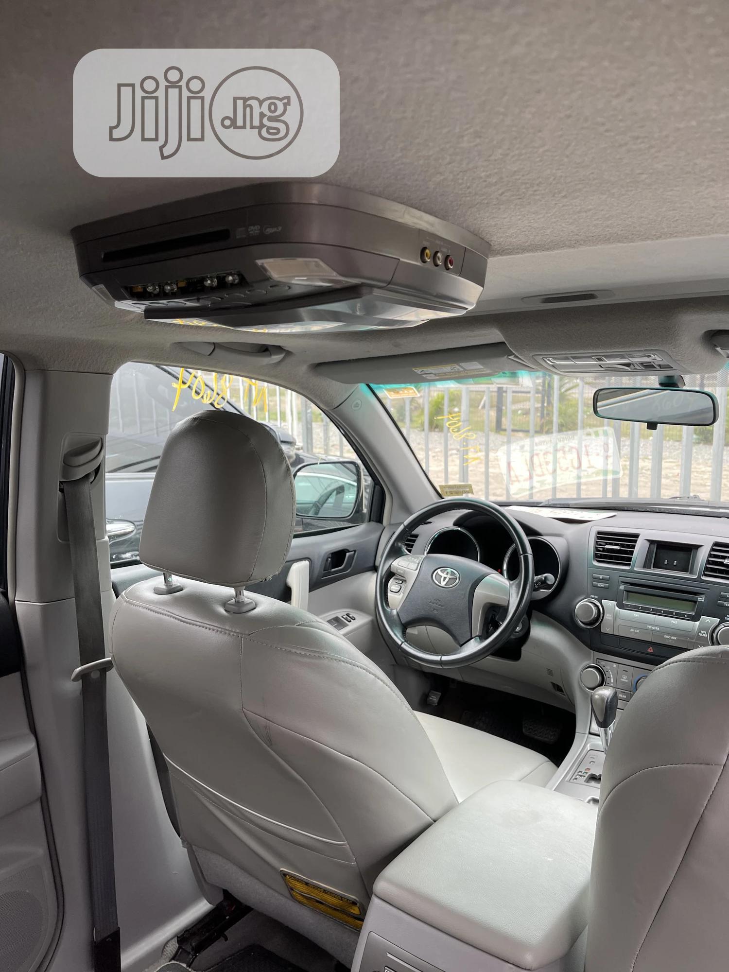 Toyota Highlander 2010 Gray   Cars for sale in Lekki, Lagos State, Nigeria
