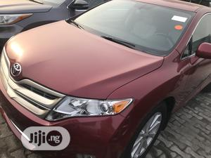 Toyota Venza 2012 AWD Red | Cars for sale in Lagos State, Ajah