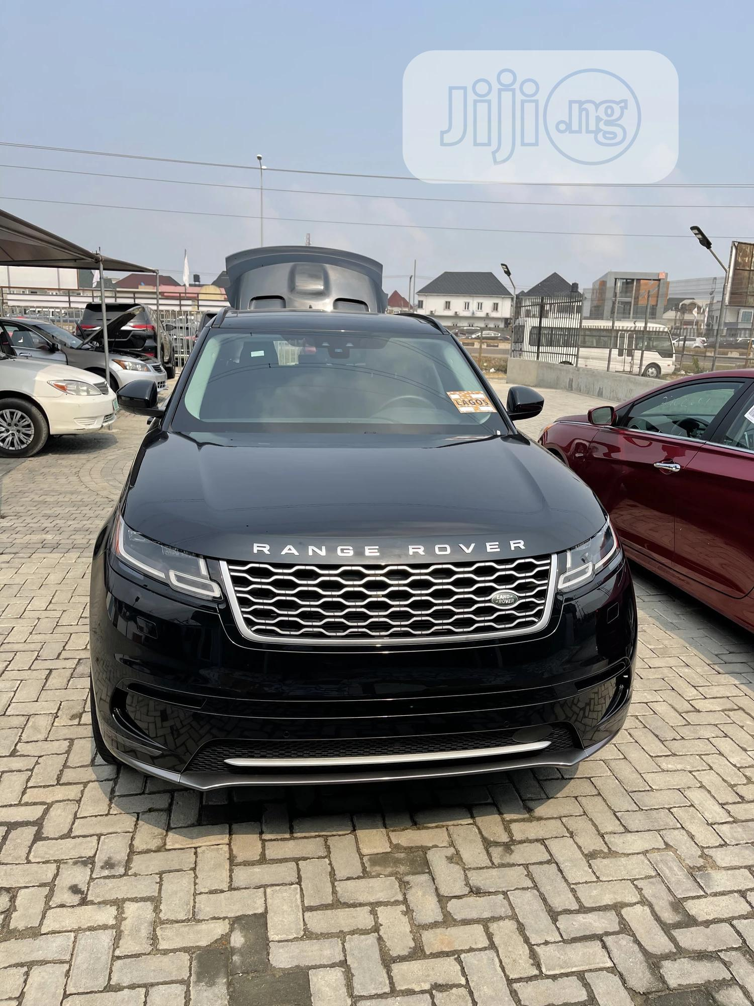 Land Rover Range Rover Velar 2019 Black | Cars for sale in Lekki, Lagos State, Nigeria