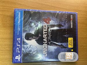 Uncharted 4: A Thief'S End   Video Games for sale in Lagos State, Ikeja