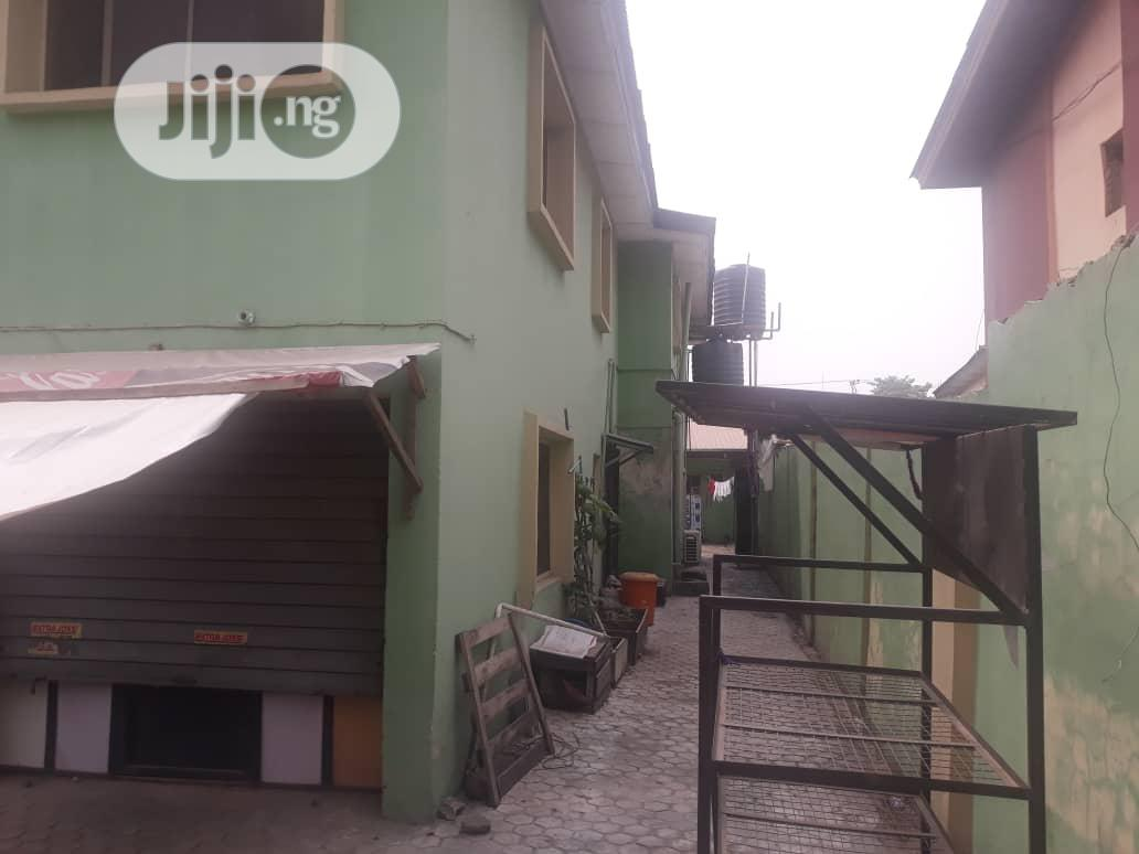 Story Building With Bq | Houses & Apartments For Sale for sale in Coker Road, Ilupeju, Nigeria
