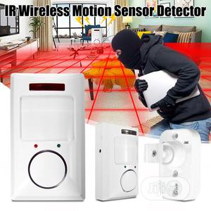 Security Alarm System Against Thieves Infrared Motion Sensor   Safetywear & Equipment for sale in Lagos State, Lekki