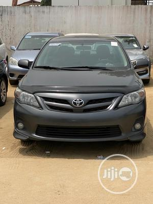 Toyota Corolla 2011 Black   Cars for sale in Ogun State, Abeokuta North