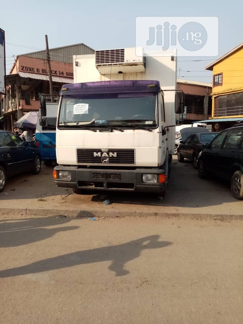 Man Diesel I2000 Truck Refrigerator Box 7.5t   Trucks & Trailers for sale in Victoria Island, Lagos State, Nigeria