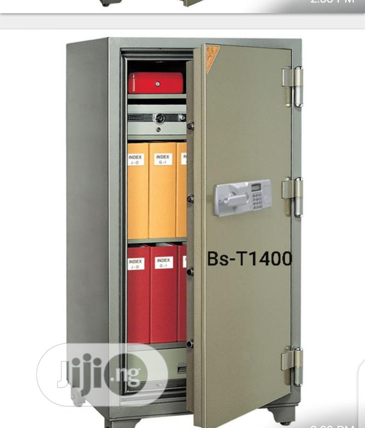 Fire Proof Safe BS~1400