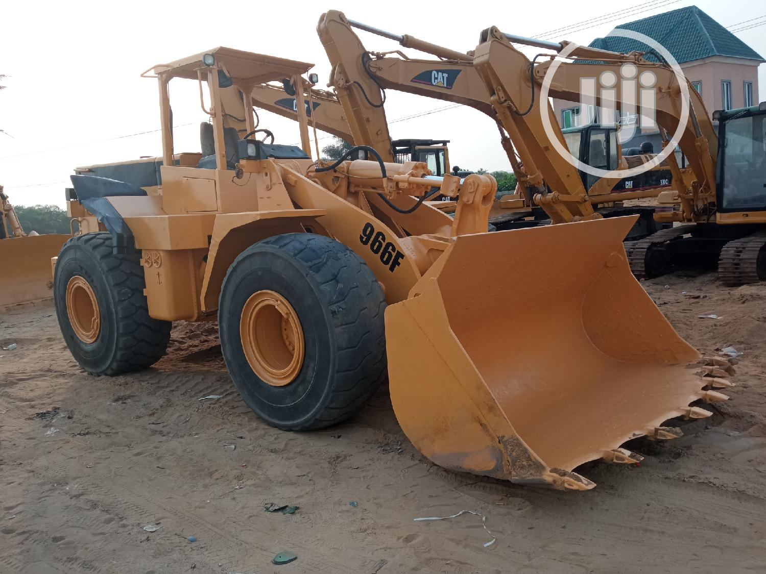 Cat Payloader 966F For