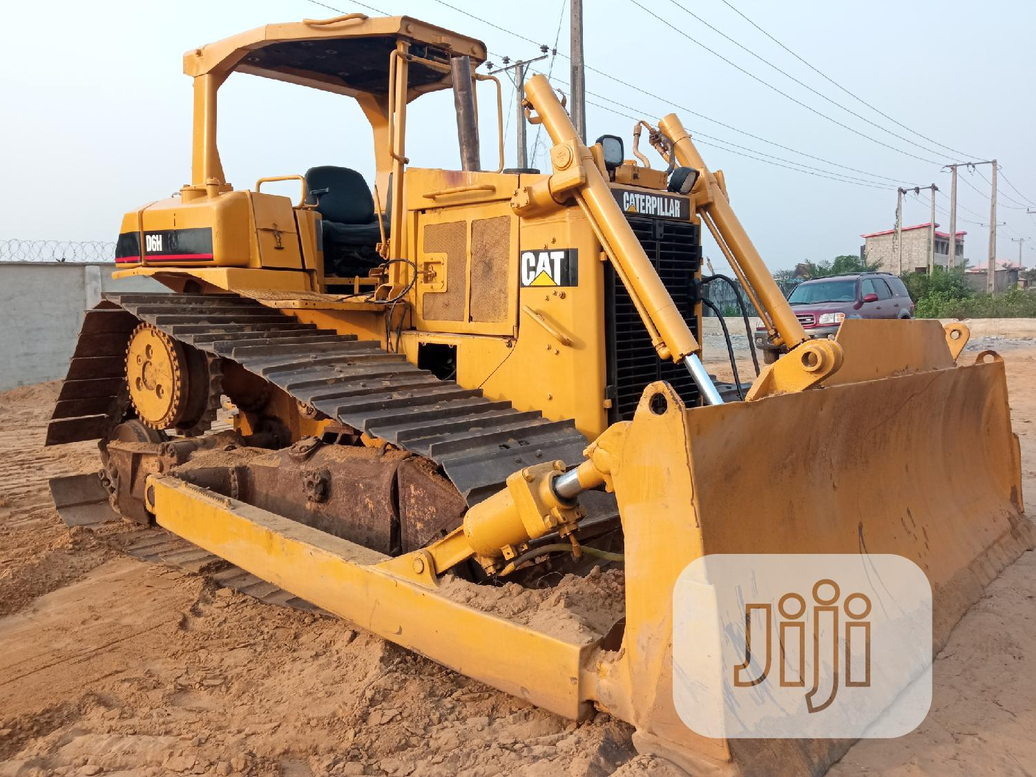 CAT Bulldozer D6H for Sale