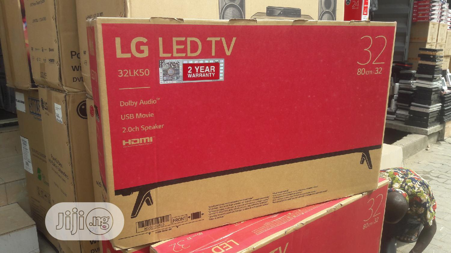 Original LG 32 Inches LED | TV & DVD Equipment for sale in Ojo, Lagos State, Nigeria