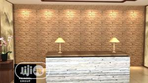 3d Wall Panel With Gold Painting   Home Accessories for sale in Lagos State, Apapa
