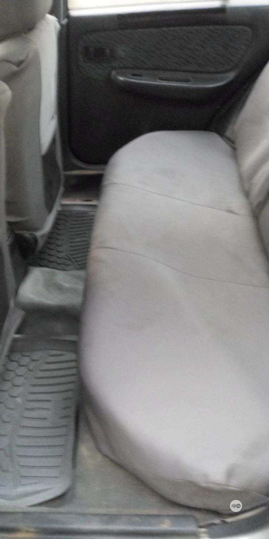 Archive: Nissan Almera 1999 Silver