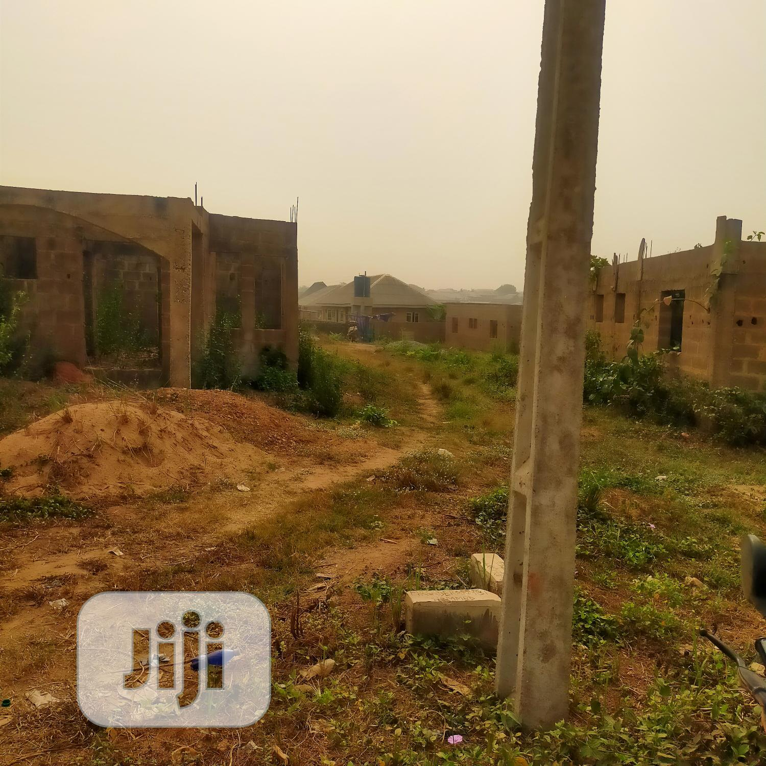 Uncompleted Building for Sale at Abeokuta