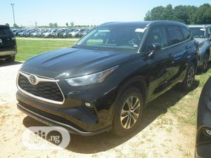 Toyota Highlander 2020 XLE AWD Black | Cars for sale in Lagos State, Agege