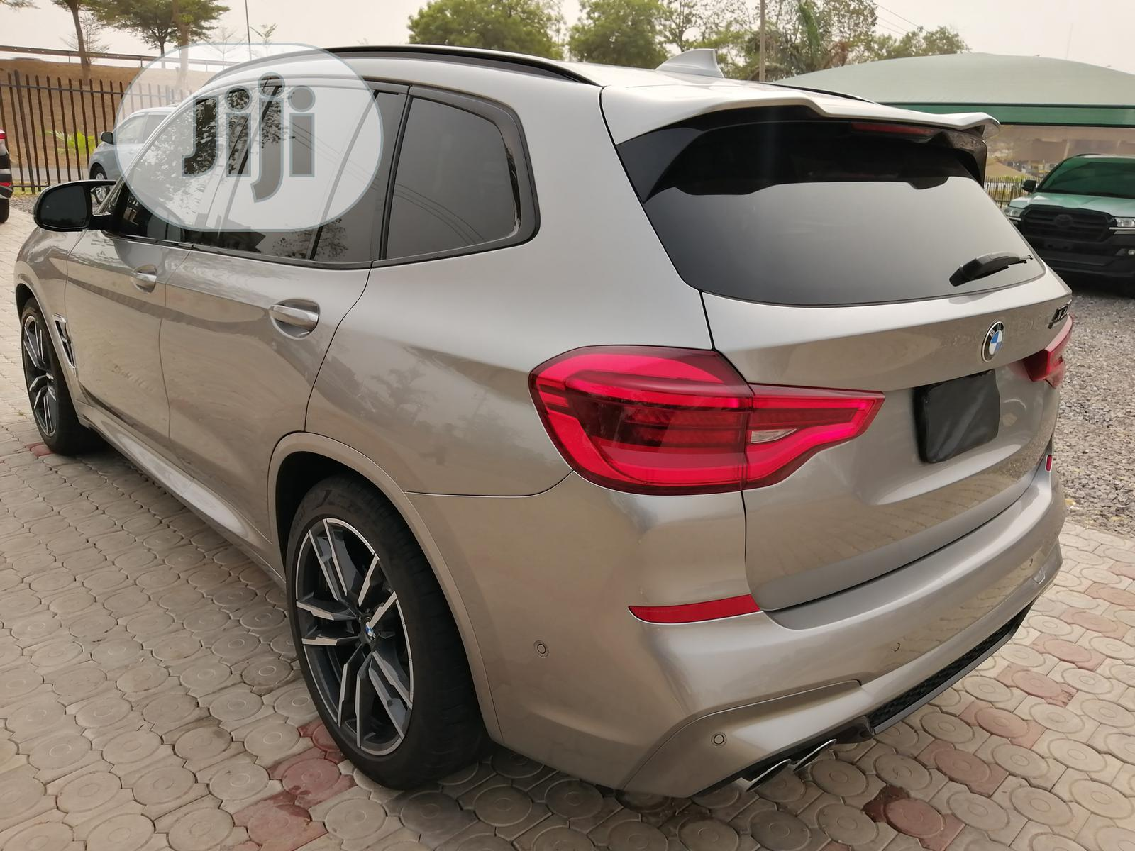 BMW X3 2020 Silver