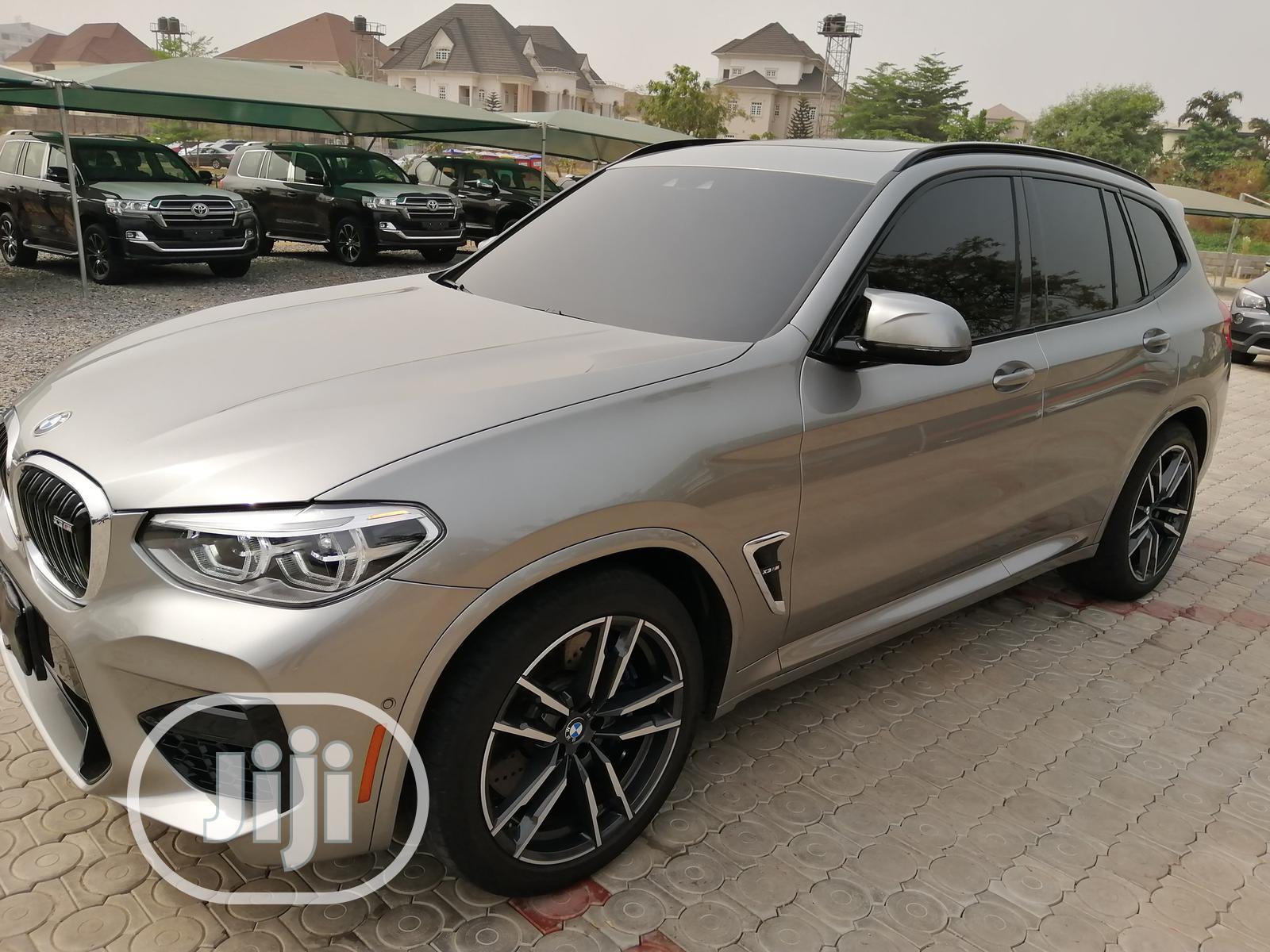 BMW X3 2020 Silver   Cars for sale in Mabushi, Abuja (FCT) State, Nigeria