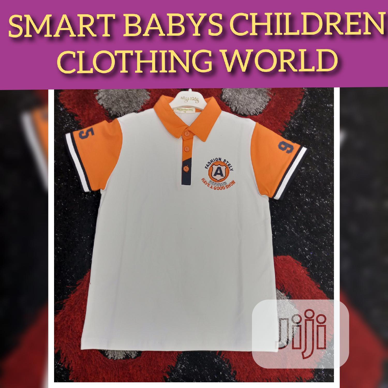 High Quality Children Polo T-Shirts.100% Quality Assured.Pl