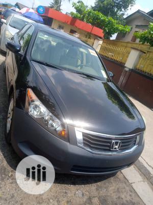 Honda Accord 2008 2.4 EX Automatic Black | Cars for sale in Lagos State, Amuwo-Odofin