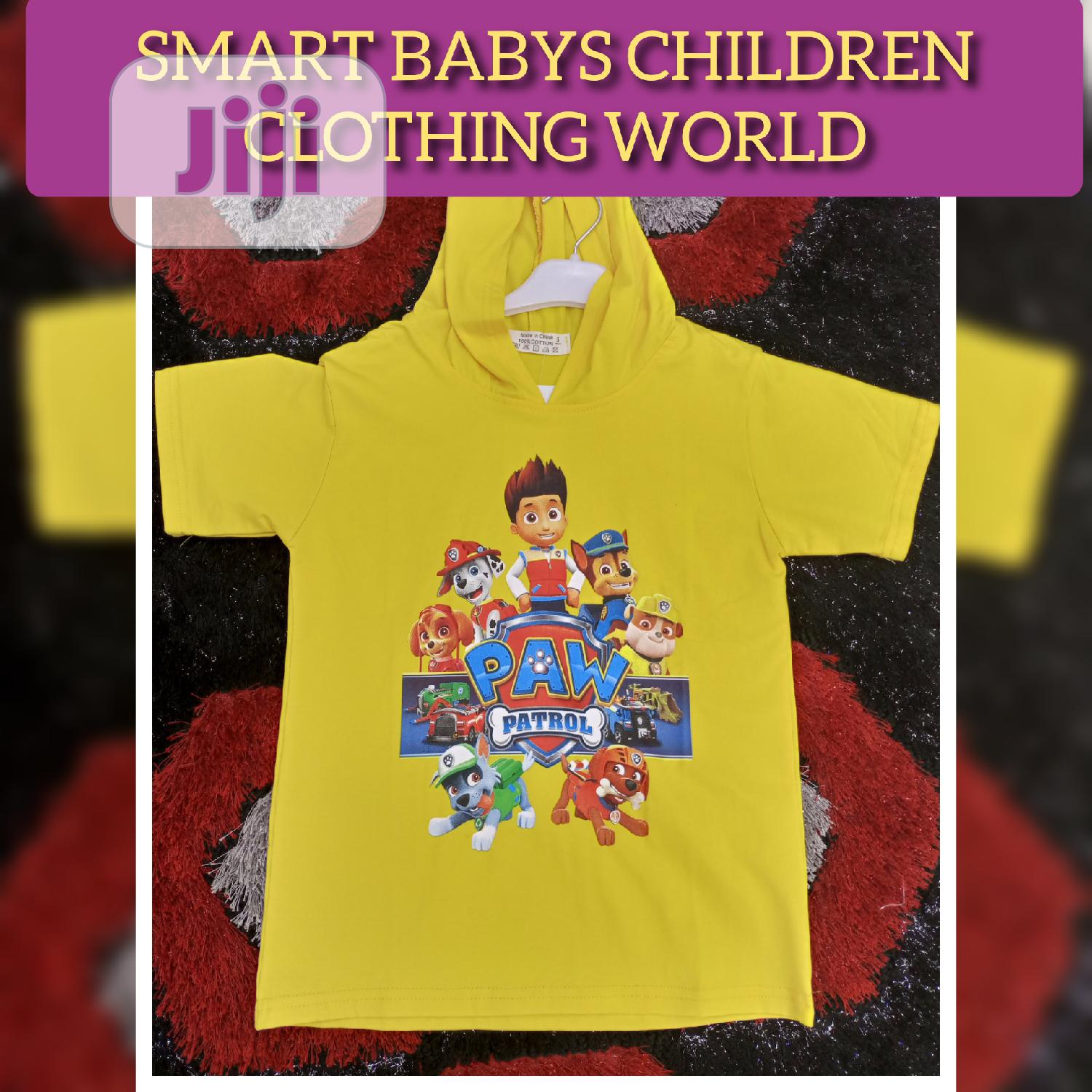 High Quality Children Polo T-Shirts.100% Quality Assured.Pl | Children's Clothing for sale in Lagos Island (Eko), Lagos State, Nigeria