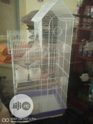 Parrot Cage for Sale | Pet's Accessories for sale in Abuja (FCT) State, Gwarinpa