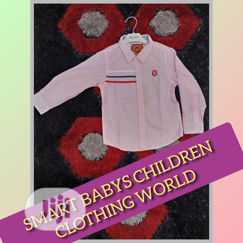 High Quality Children Shirts.100% Quality Assured.   Children's Clothing for sale in Lagos Island (Eko), Lagos State, Nigeria