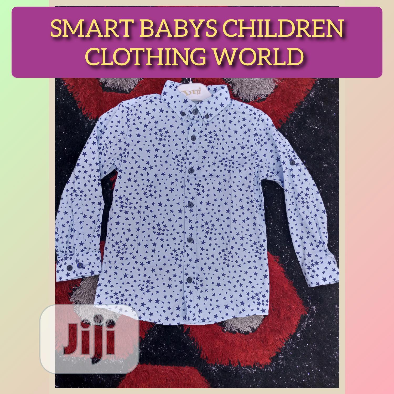 High Quality Children Shirts.100% Quality Assured.