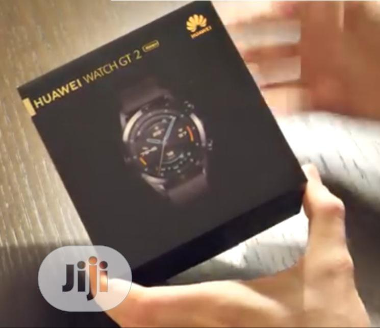 Huawei Smartwatch Gt2 46mm | Smart Watches & Trackers for sale in Ikeja, Lagos State, Nigeria