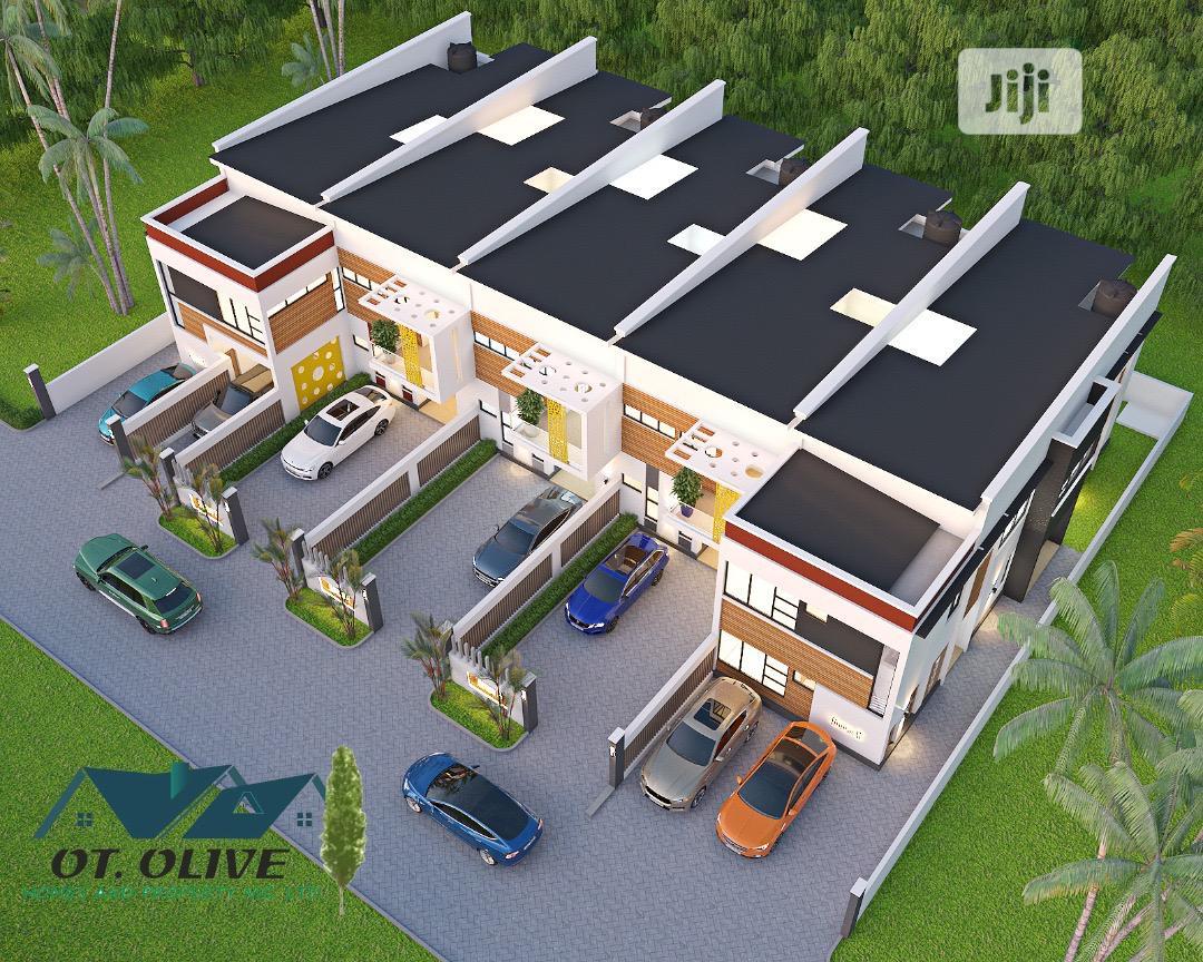 4 Units of 3 Bedroom Flat at Ifako Gbagada for Sale | Houses & Apartments For Sale for sale in Gbagada, Lagos State, Nigeria
