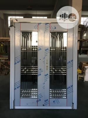 Stainless Glass Door   Doors for sale in Lagos State, Orile
