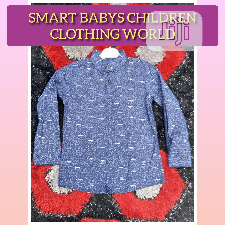 High Quality Children Shirts.100% Quality Assured   Children's Clothing for sale in Lagos Island (Eko), Lagos State, Nigeria