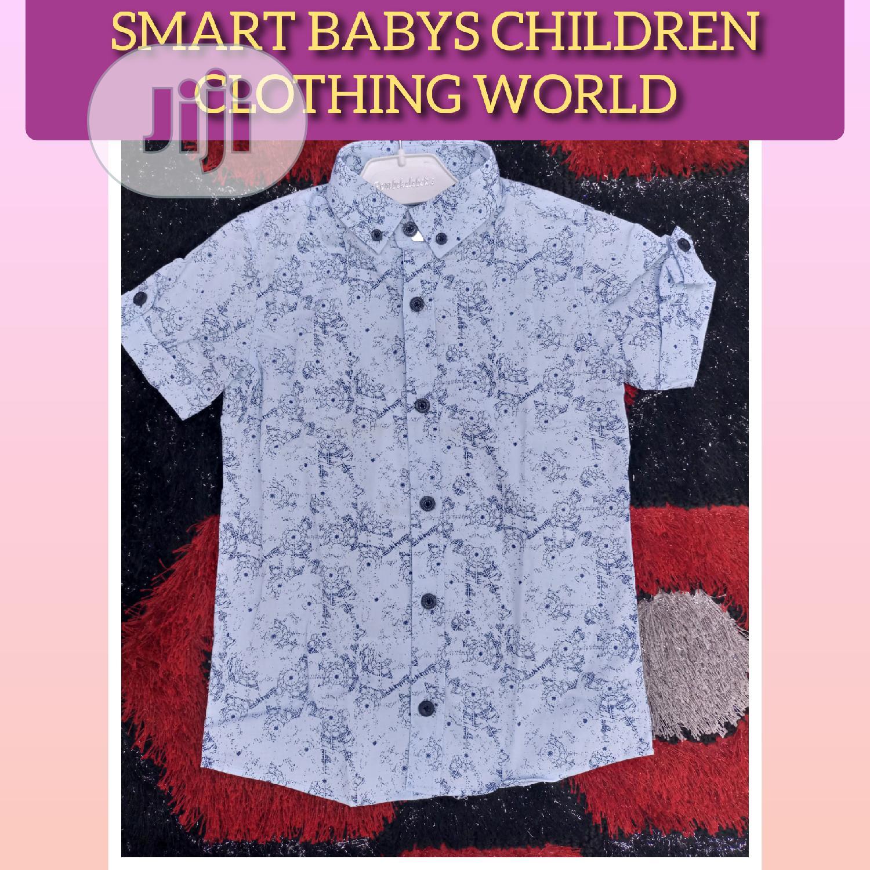High Quality Children Shirts.100% Quality Assured | Children's Clothing for sale in Lagos Island (Eko), Lagos State, Nigeria