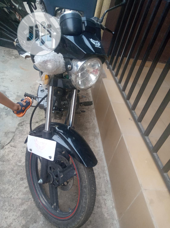 New Motorcycle 2020 Black