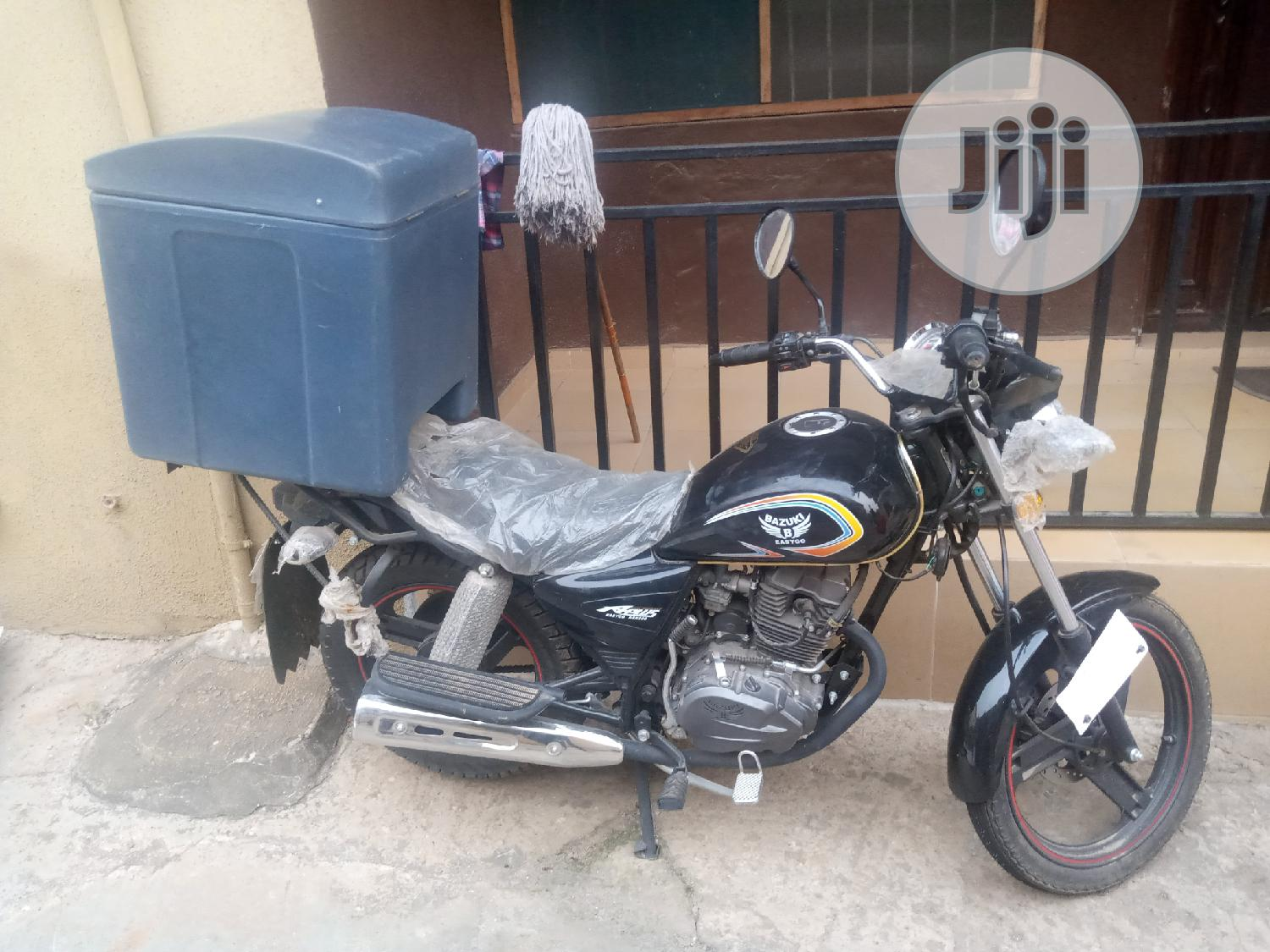 New Motorcycle 2020 Black | Motorcycles & Scooters for sale in Alimosho, Lagos State, Nigeria