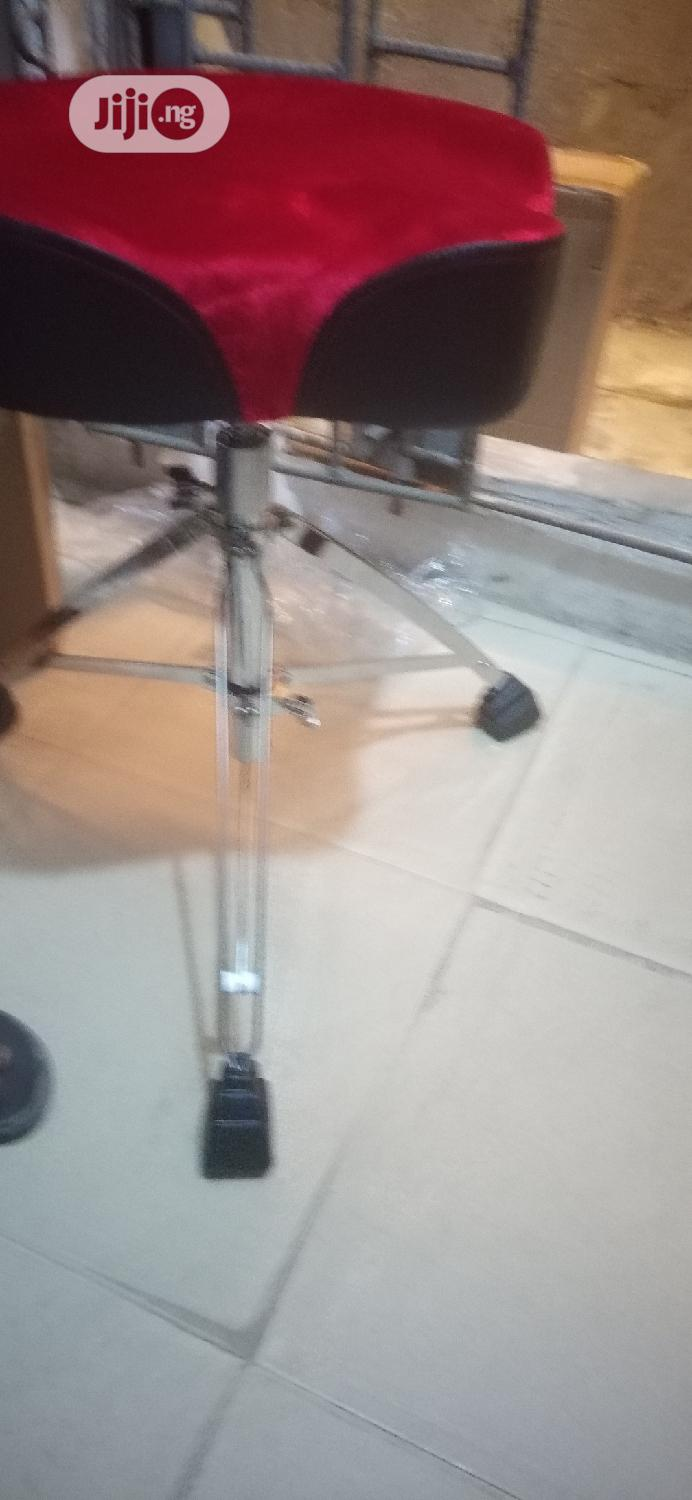 Professional Drum Seat | Musical Instruments & Gear for sale in Ikeja, Lagos State, Nigeria