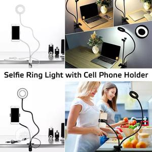 Selfie Ringlight Holder With Mobile Phone Stand   Accessories & Supplies for Electronics for sale in Lagos State, Surulere