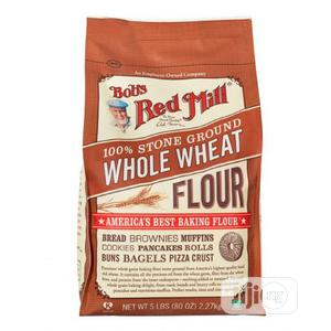 Bob's Red Mill Whole Wheat Flour 80 Oz 5lbs Gluten Free | Meals & Drinks for sale in Lagos State, Amuwo-Odofin