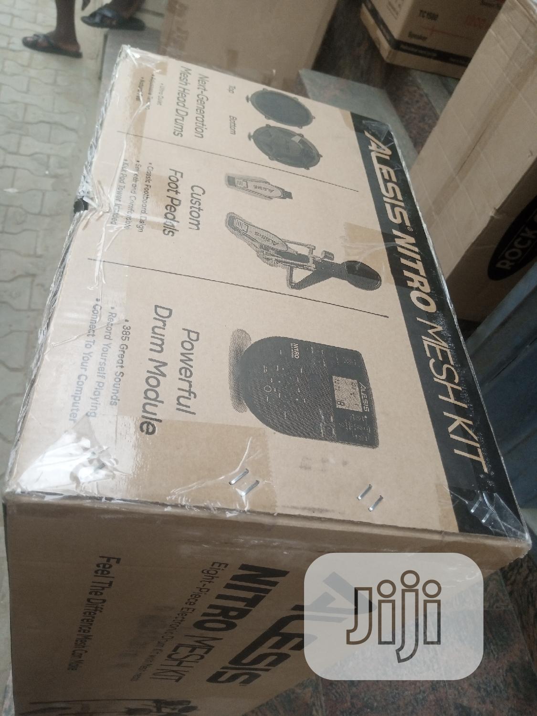Alesis Electric Drum Nitro Mesh KIT   Musical Instruments & Gear for sale in Ikeja, Lagos State, Nigeria