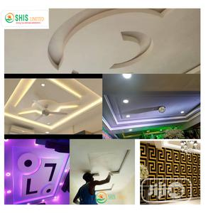 POP, Screeding, Painting Services and General Interior Serv. | Building & Trades Services for sale in Rivers State, Port-Harcourt
