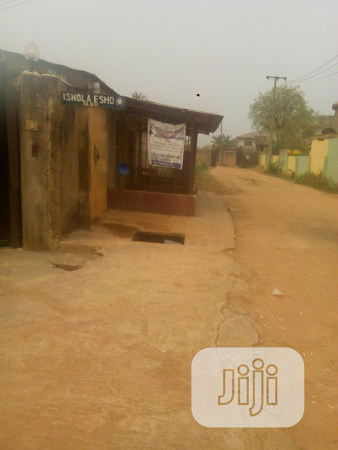 Duplex 2bedroom at Akute Off Ojodu/Berger for Sale | Houses & Apartments For Sale for sale in Ifo, Ogun State, Nigeria