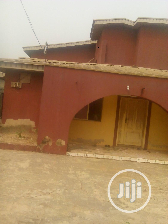 Duplex 2bedroom at Akute Off Ojodu/Berger for Sale