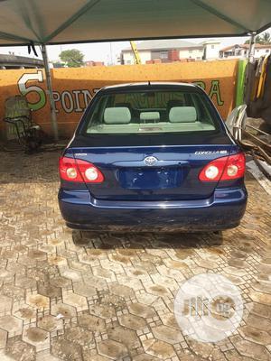 Toyota Corolla 2006 S Blue   Cars for sale in Lagos State, Amuwo-Odofin