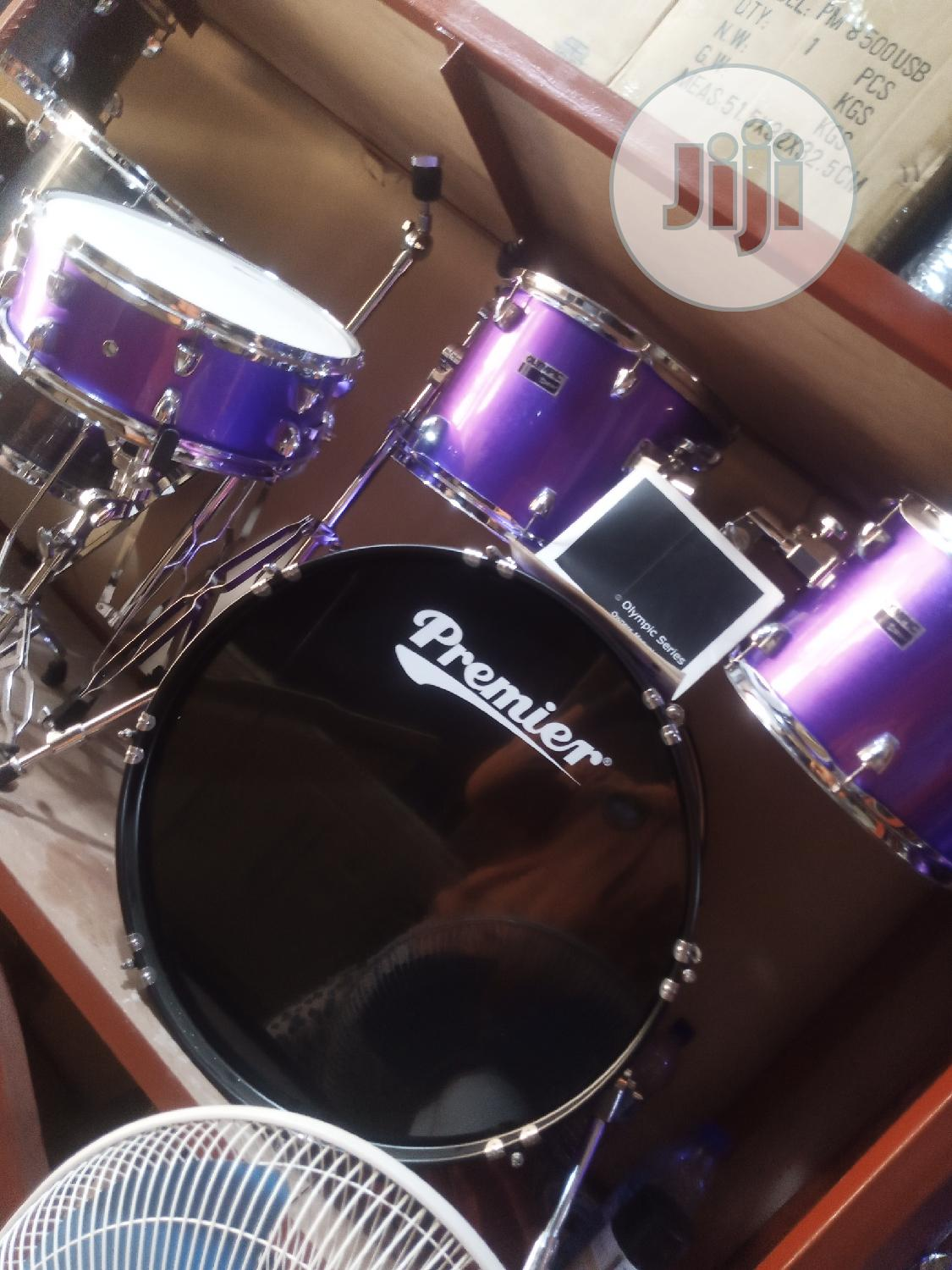 Professional Premier Drum | Musical Instruments & Gear for sale in Ikeja, Lagos State, Nigeria