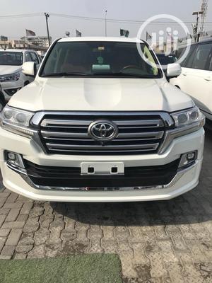 Toyota Land Cruiser 2017 4.0 V6 GXR White | Cars for sale in Lagos State, Lekki